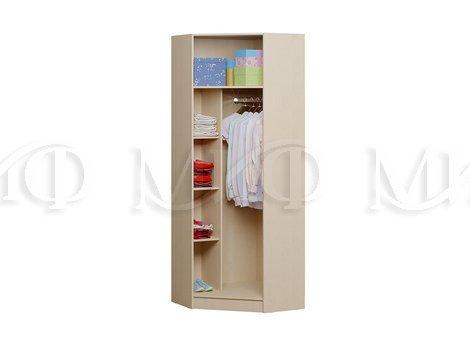 Шкаф угловой внутреннее наполнение