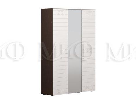 Шкаф 3-х ств. 1,5 м Афина