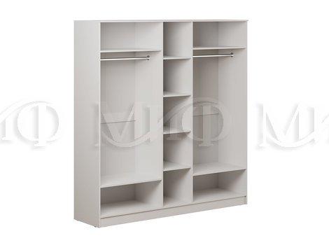 Шкаф 5-и створчатый  Александрина -  внутреннее наполнение
