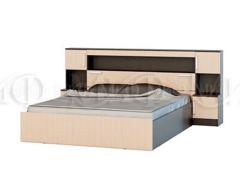 Кровать с надстройкой (тумба с надстройкой)