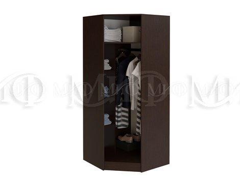 Шкаф угловой для одежды Фиеста - внутреннее наполнение