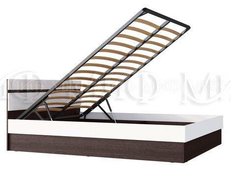 Кровать Ким с подъемным механизмом 1,4 м.; 1, 6 м