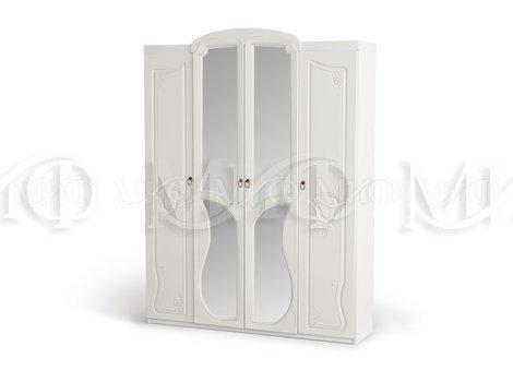 Шкаф 4х. створчатый Мария