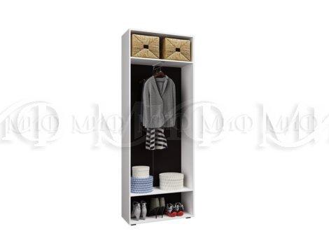 Внутреннее наполнение  Шкаф 2-дверный Нэнси New